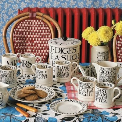 Emma Bridgewater Trade Registration