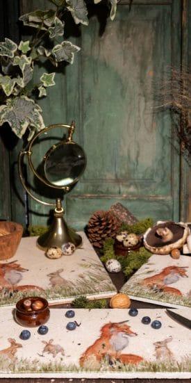Kate of Kensington Platters & Textiles